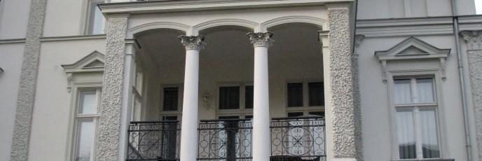 Ein schönes Haus